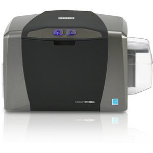 Fargo DTC1250e Single Sided Dye Sublimation/Thermal Transfer Printer - Color - Desktop - Card Print