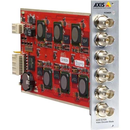AXIS Q7436 Video Encoder Blade