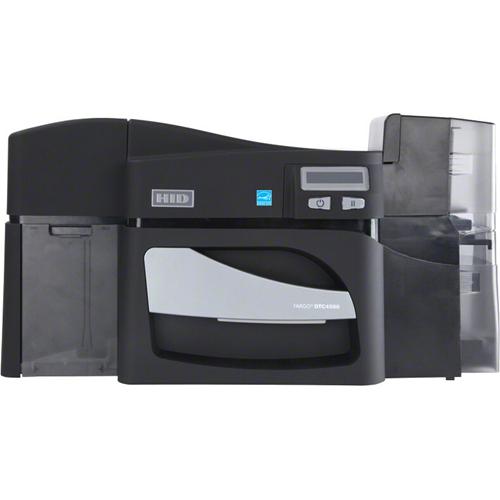 Fargo DTC4500E Dye Sublimation/Thermal Transfer Printer - Color - Desktop - Card Print