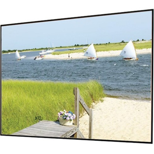 """Draper Clarion 133"""" Fixed Frame Projection Screen"""