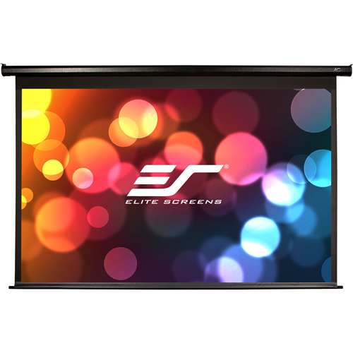 """Elite Screens Spectrum ELECTRIC110H 110"""" Electric Projection Screen"""