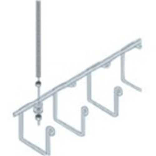 Snaketray Mounting Rod for Cable Tray