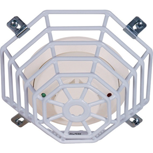 STI Steel Web Stopper, for Mini Smoke Detectors, Flush Mount