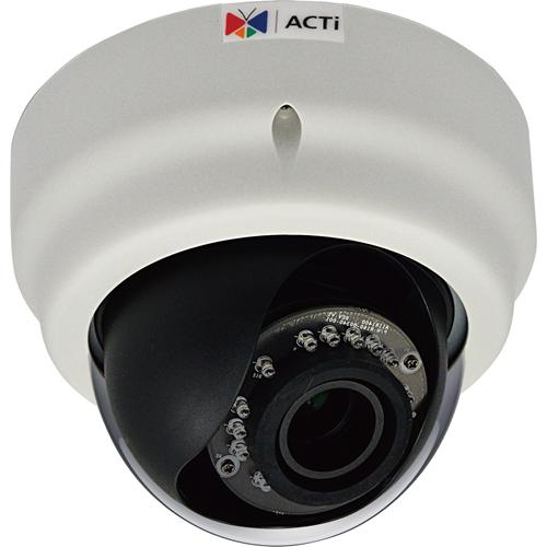 ACTi D65A 3 Megapixel Network Camera - Dome