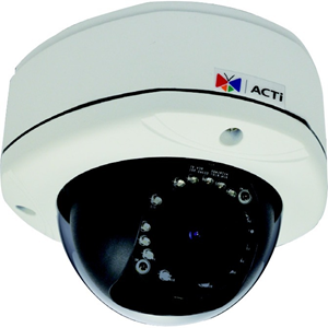 ACTi 5 Megapixel Network Camera - Dome