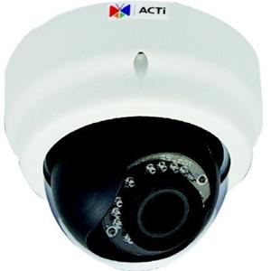 ACTi E62A 3 Megapixel Network Camera - Dome
