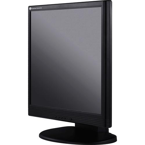 "American Dynamics Professional ADLCD19MPB 19"" SXGA CCFL LCD Monitor - 5:4"