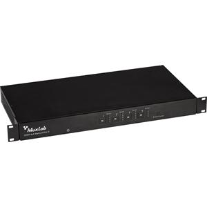 HDMI 4X4 MATRIX SWITCH KIT, HDBT, POE
