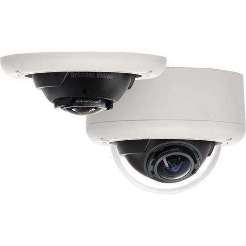 Arecont Vision MegaBall AV5245DN-01-D-LG 5 Megapixel Network Camera - Dome
