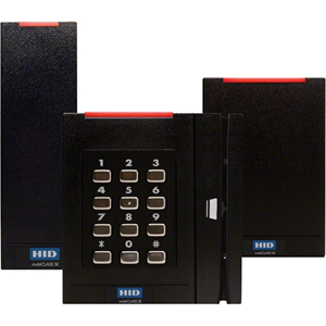 HID multiCLASS SE RP10 Multi-Technology Smartcard Reader Mini-Mullion
