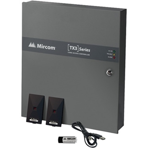 Mircom Two Door Access Control System Kit