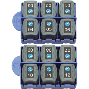 IDEAL VDV II RJ-45 Remotes 1-12 Accessory Pack
