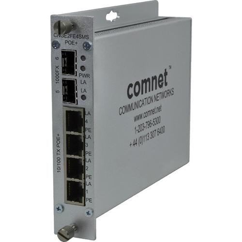 ComNet CNGE2FE4SMSPOE Ethernet Switch