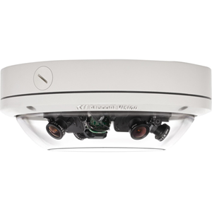 Arecont Vision SurroundVideo Omni AV12176DN-08 12 Megapixel Network Camera - Dome