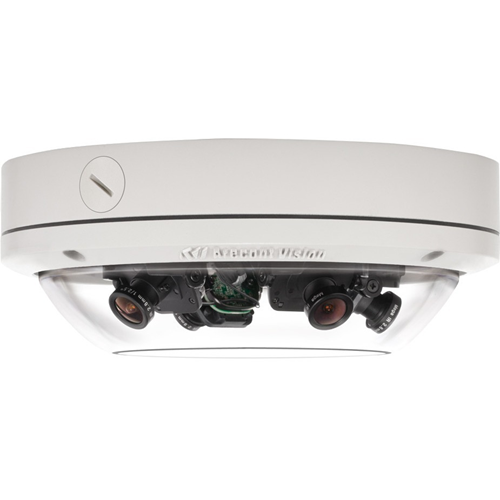 Arecont Vision SurroundVideo Omni AV20175DN-08 20 Megapixel Network Camera - Dome