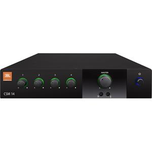 JBL Commercial CSM 14 Audio Mixer