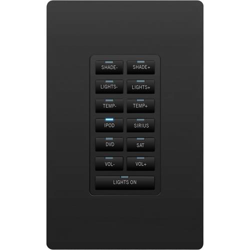 AMX Metreau 13-Button Ethernet Expansion Keypad