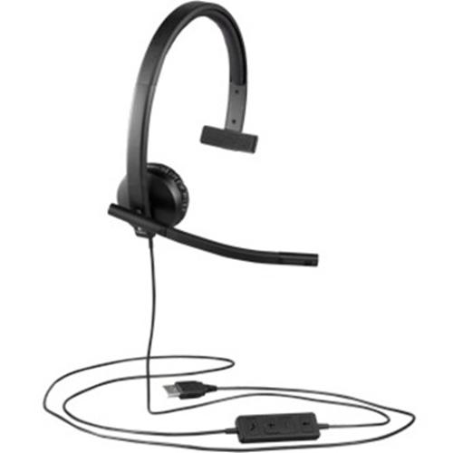 Logitech USB Headset Mono H570e