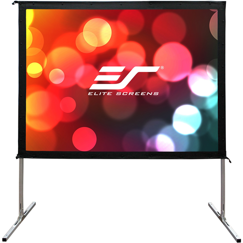 "Elite Screens Yard Master 2 OMS120HR2 120"" Projection Screen"