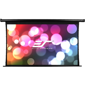 """Elite Screens Spectrum Tab-Tension ELECTRIC100HT 100"""" Electric Projection Screen"""