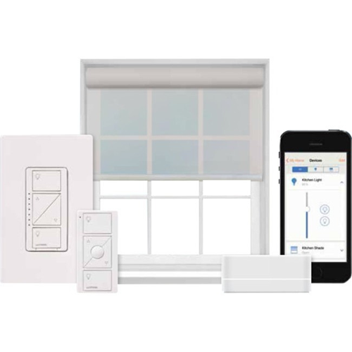 Lutron Pico Remote Control with Wall Mounting Kit