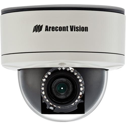 Arecont Vision MegaDome 2 AV5255PMIR-SH 5 Megapixel Network Camera - Dome