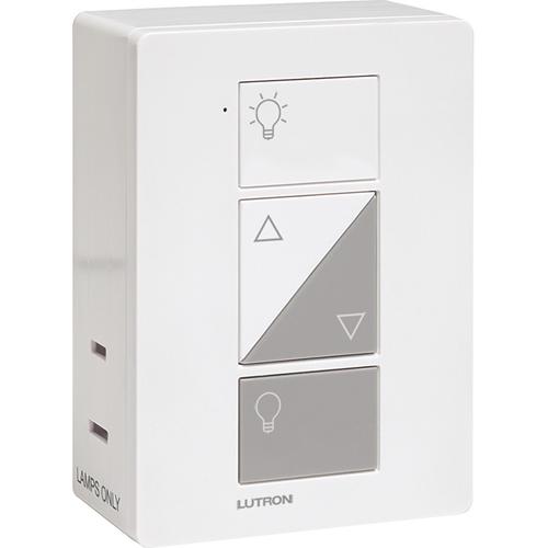 Lutron Caséta PD-3PCL-WH Wireless Dimmer