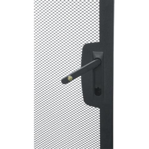 Middle Atlantic Plexi Front Door, 45 RU WMRK Racks, W/Handle Knockout