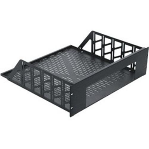"Middle Atlantic Custom Shelf, 12 RU, 17.5""D, Anodized"