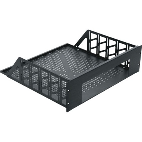 "Middle Atlantic Custom Wide Shelf, 2 RU, 20.5""D, Anodized"