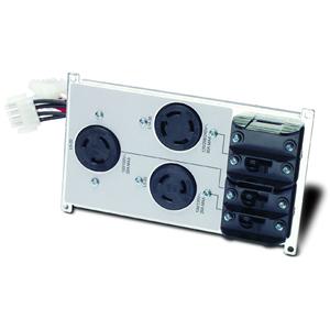 APC - Symmetra LX Power Backplate