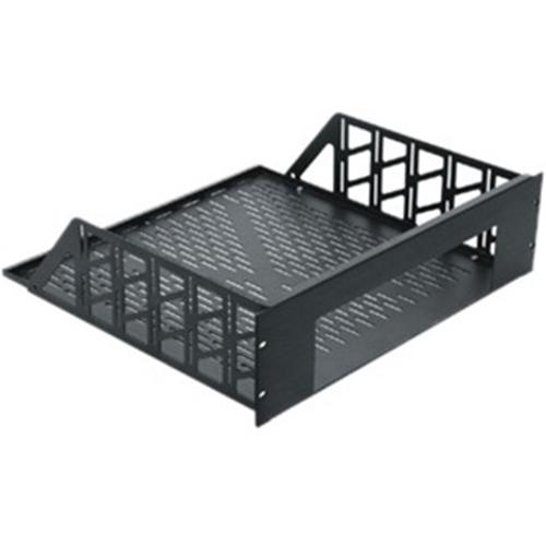"Middle Atlantic Custom Shelf, 8 RU, 17.5""D, Anodized"