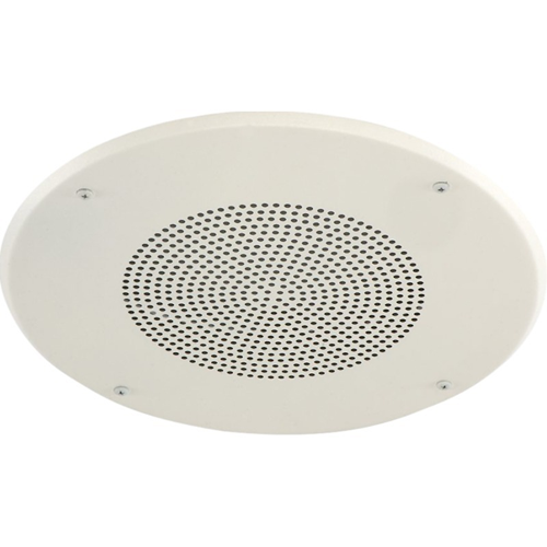 """Louroe Ceiling Flush Speaker Grill Baffle for TLI-CF with 8"""" Speaker"""