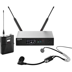 Shure QLXD14/SM35 Wireless System with SM35 Headworn Microphone