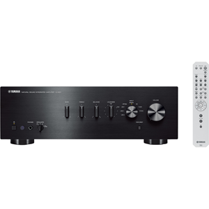 Yamaha A-S301 Amplifier - Black