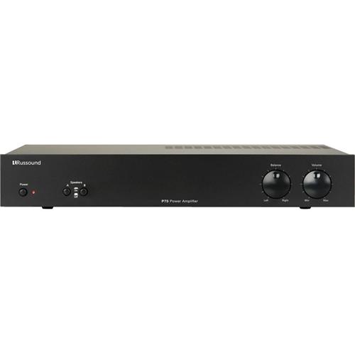 Russound P75 Amplifier - 150 W RMS - 2 Channel - Black