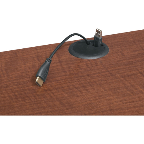 Middle Atlantic C5 Cable Grommet For HPL Wood Kits