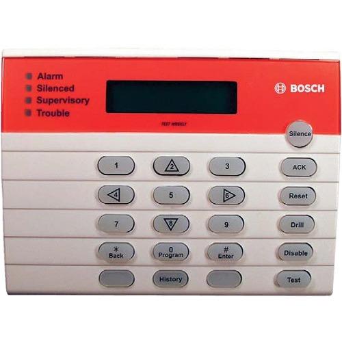 Bosch FMR-7033 LCD Annunciator and Control Keypad