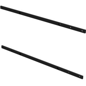 Peerless-AV ACC-V900X Mounting Rail Kit for Flat Panel Display - Black