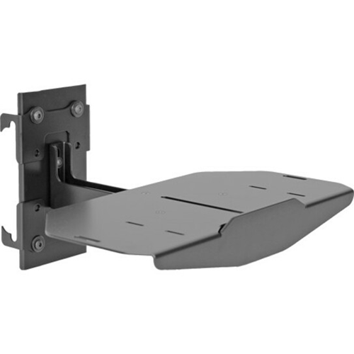 Chief Fusion FCA821 Mounting Shelf for A/V Equipment, Video Conferencing System - Black