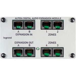 Legrand-On-Q Digital Audio Zone Expansion Module