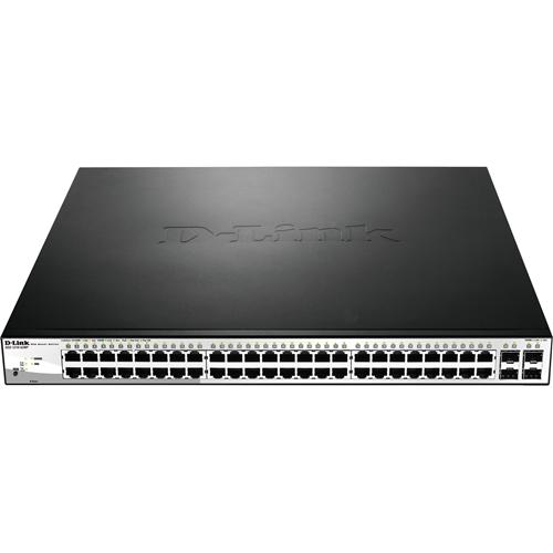 D-Link DGS-1210-52MP Ethernet Switch