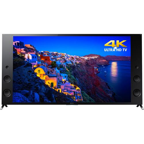 "Sony BRAVIA X930C XBR-65X930C 65"" Smart LED-LCD TV - 4K UHDTV - Black, Mirror Silver"