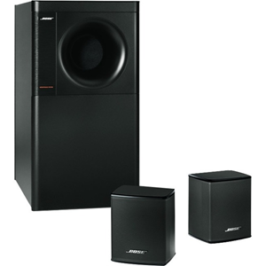 Bose Acoustimass 2.1 Speaker System - 100 W RMS - Black