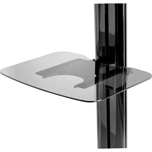 Peerless-AV SmartMount® Tempered Glass Shelf