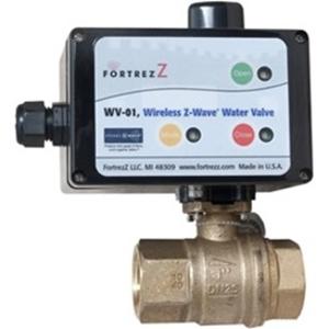 FortrezZ WV-01 Wireless Z-Wave Water Valve