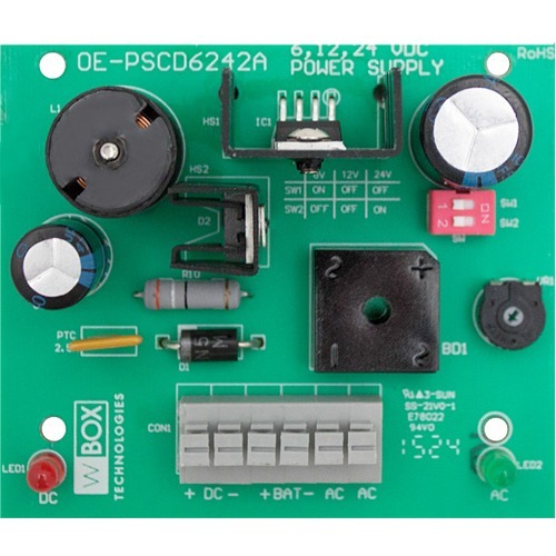 W Box 2.5 Amp Power Supply Module
