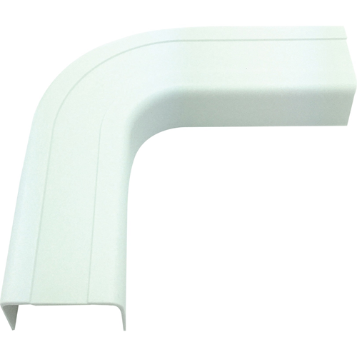 "W Box 3/4"" X 1/2"" Elbow White 4 Pack"