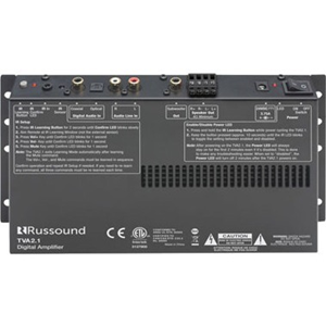 Russound TVA2.1 Amplifier - 60 W RMS - 2 Channel