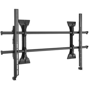 Chief Fusion Wall Fixed XSM1U Wall Mount for Flat Panel Display - Black